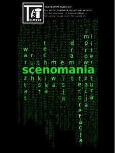 """""""Scenomania"""" – próba otwarta"""