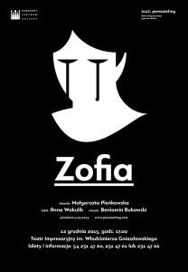 """Zofia"" - plakat"