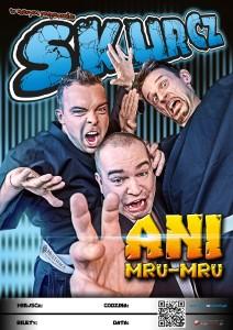 """""""Skurcz"""" – kabaret Ani Mru-Mru"""