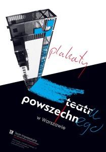 Wystawa – Plakaty warszawskiego Teatru Powszechnego