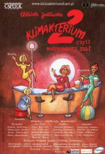Klimakterium 2 - plakat