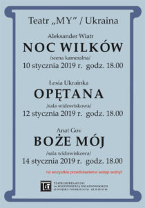 Teatr ze Lwowa…