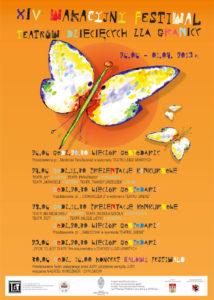 XIV Wakacyjny Festiwal Teatrów Dziecięcych zza Granicy – podsumowanie