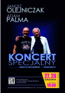 Olejniczak & Palma koncert…