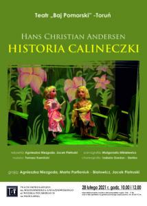Historia Calineczki