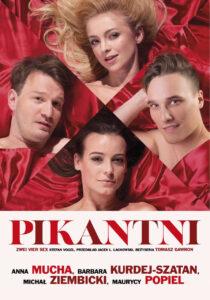 """""""Pikantni"""" – spektakl przełożony"""