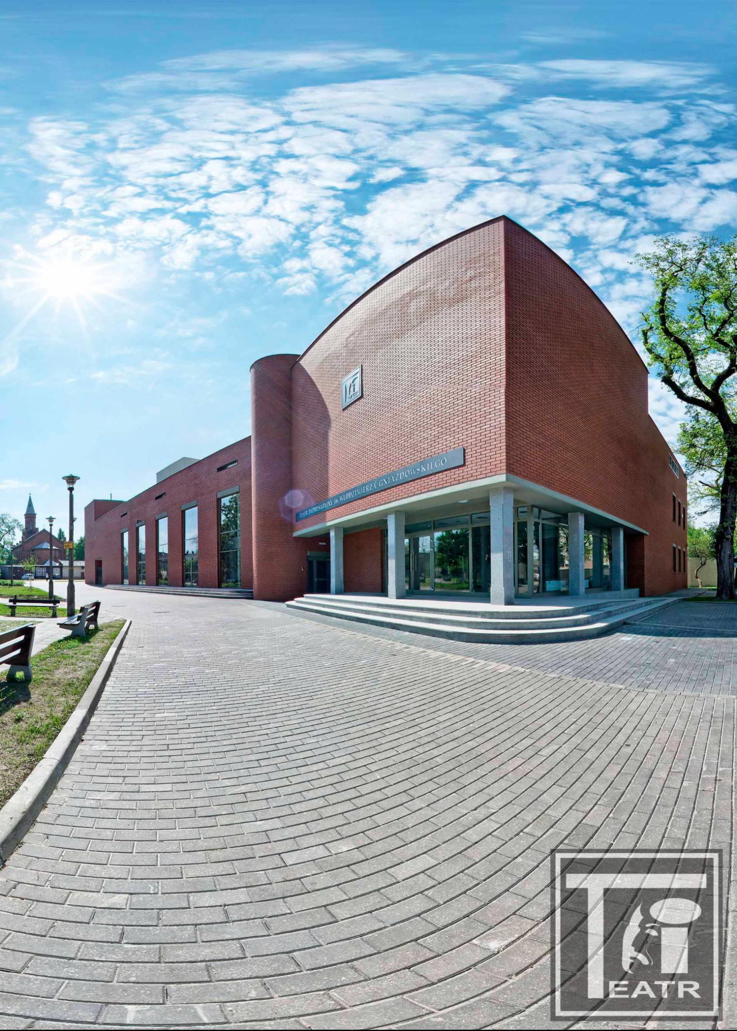 teatr budynek